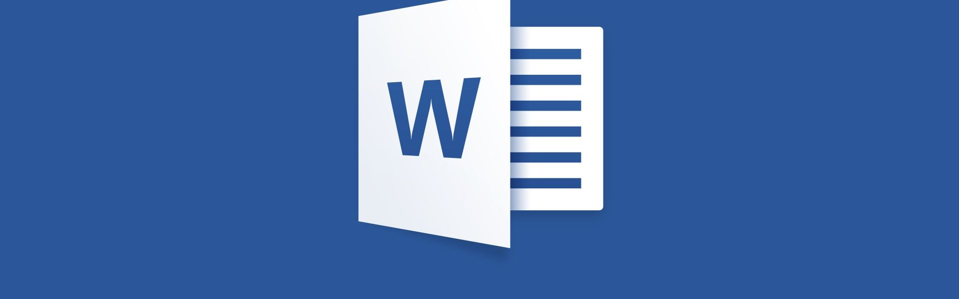 Online training Microsoft Word basis